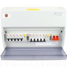 Wylex Domestic Consumer Unit