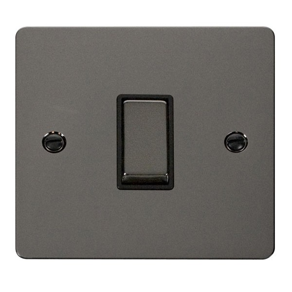 FPBN722BK - Click Define Black Nickel 20A Double Pole Switch - Your ...