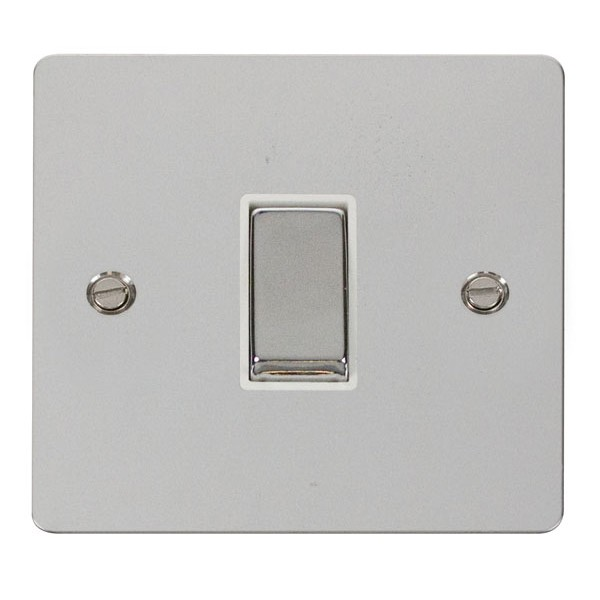 FPCH411WH - Click Define Polish Chrome 10A 1G 2Way Switch - Your ...
