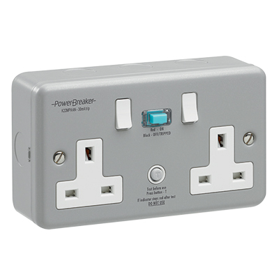 RCD Sockets and Plugs