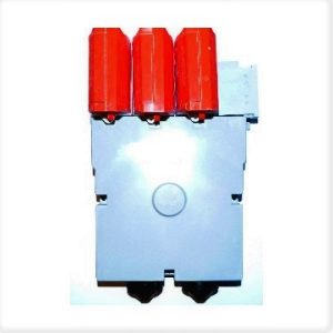 54361-5 WT Henley Red Link Three Phase Enclosure & Isolators