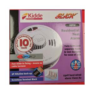 KIDDE 3SFW Heat Alarm