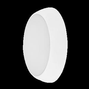 OV9700WH16EM - Ovia Evo Orb 16W LED Bulkhead - Emergency - IP65 - CTA - White